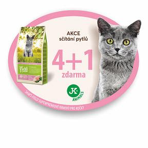 AKCIA: SF 4+1 pre mačky