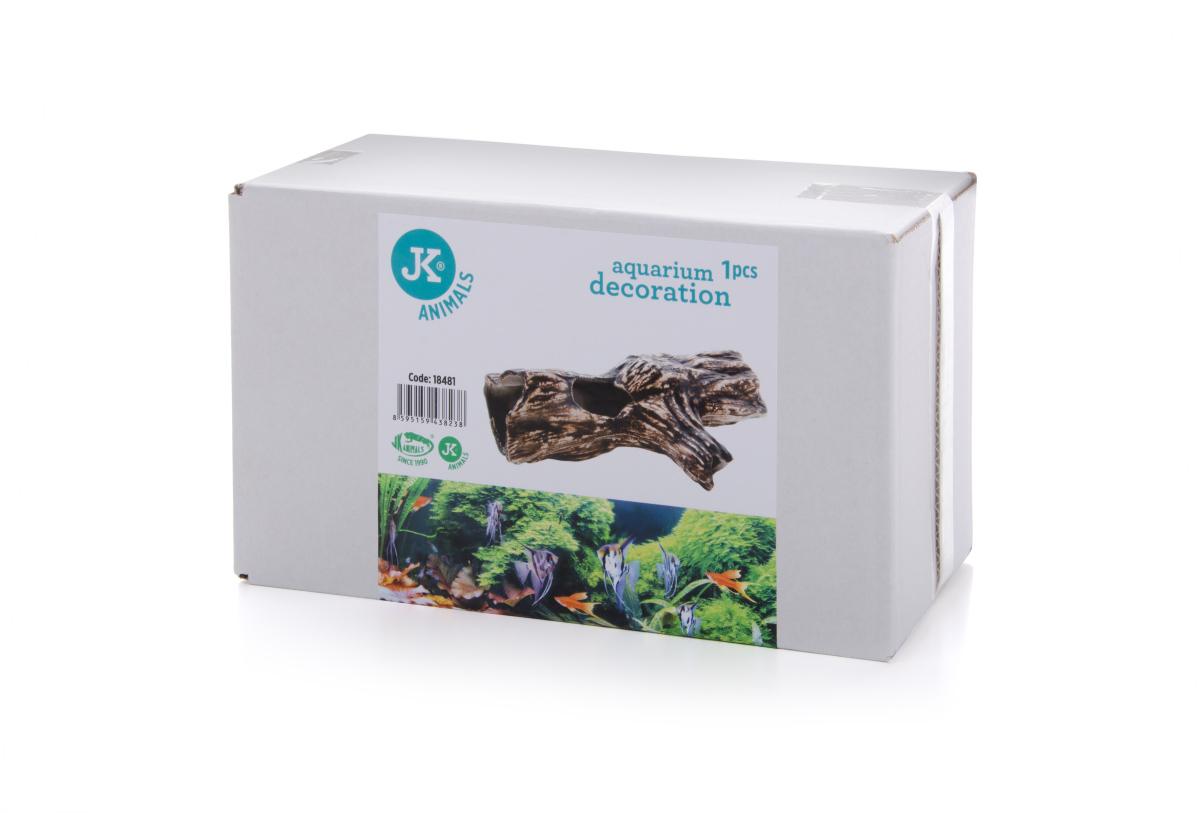 JK ANIMALS Malý koreň – keramická dekoracia do akvárií a terárií | © copyright jk animals, všechna práva vyhrazena
