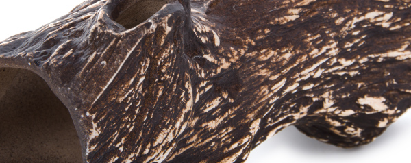 Malý kořen – keramická dekorace do akvárií a terárií