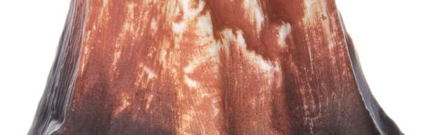 Sopka – keramická dekorace do akvárií a terárií