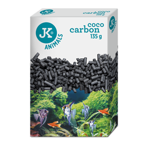JK Coco Carbon  aktívne uhlie 135g