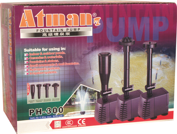 JK ANIMALS Atman PH-300 | © copyright jk animals, všechna práva vyhrazena