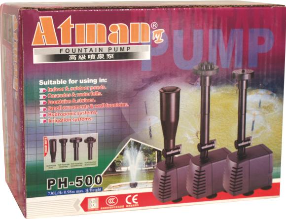JK ANIMALS Atman PH-500 | © copyright jk animals, všechna práva vyhrazena