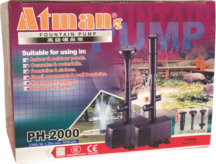 JK ANIMALS Atman PH-2000 | © copyright jk animals, všechna práva vyhrazena
