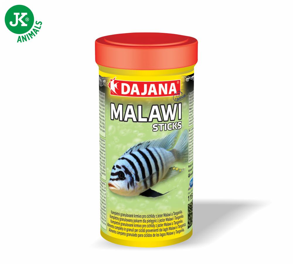 Dajana Malawi sticks 1 000ml | © copyright jk animals, všetky práva vyhradené