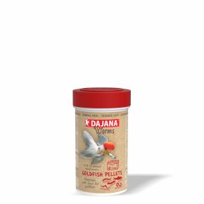 Dajana Worms Goldfish pellets 100ml