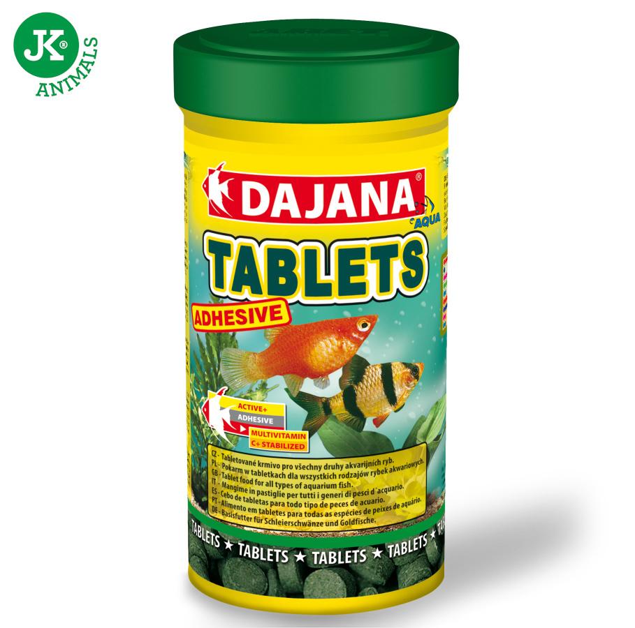 Dajana Tablety na sklo 100ml | © copyright jk animals, všetky práva vyhradené
