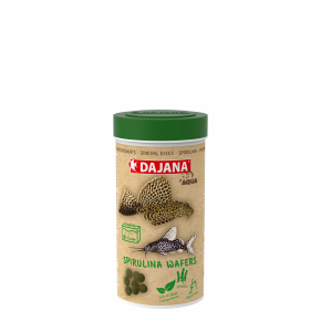 Dajana Spirulina Wafers 250 ml