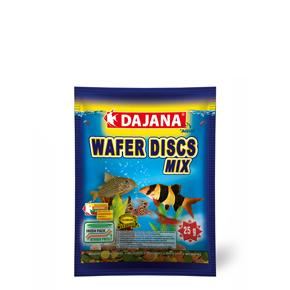 Dajana Wafer discs mix 25g