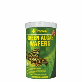Tropical - Green Algae Wafers, 1 000ml