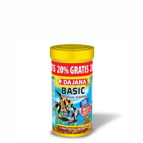Dajana Basic flakes 250ml +20 % GRATIS