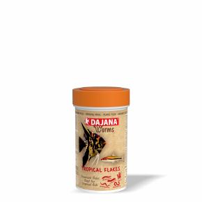 Dajana Worms Tropical flakes 100ml vločky