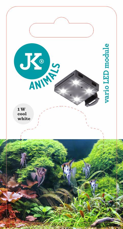 JK ANIMALS Vario modul LED biely LM04W | © copyright jk animals, všetky práva vyhradené