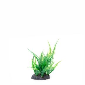 JK Papradie mini, akvarijná plastová rastlinka