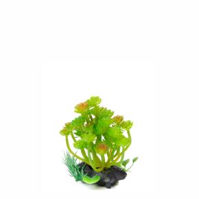 JK Kameň stredný, akvarijná plastová rastlinka