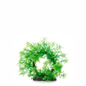 JK Ludwigia Ring, akvarijná plastová rastlinka