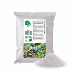 Kremičitý piesok biely 2kg