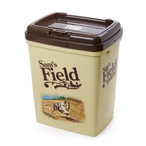 Sams Field plastový barel pre 13kg granuli (Sam's Field)