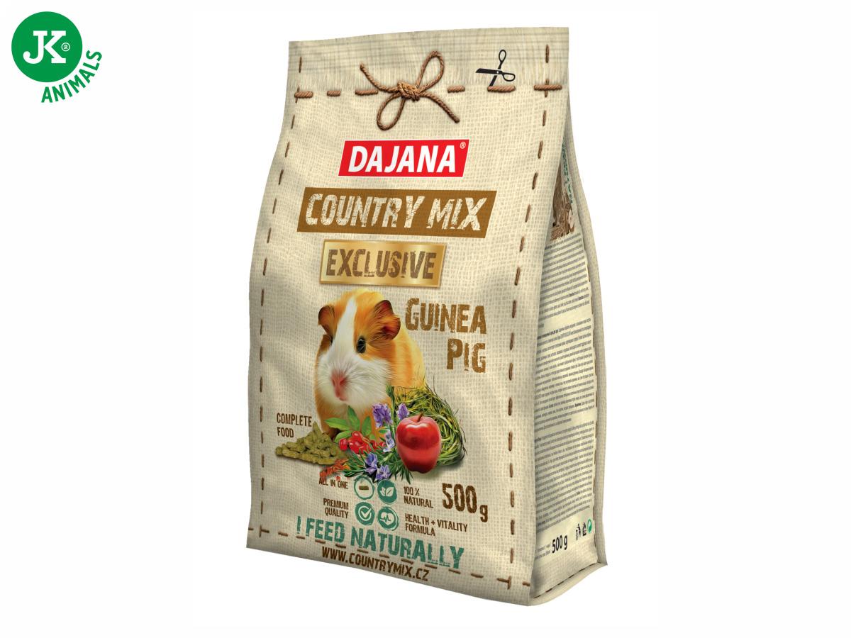 Dajana - COUNTRY MIX EXCLUSIVE, Guinea pig (morča) 1 500g | © copyright jk animals, všetky práva vyhradené