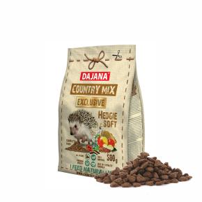 Dajana - COUNTRY MIX EXCLUSIVE, ježko 500g, krmivo pre ježkov