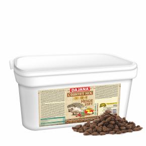 Dajana - COUNTRY MIX EXCLUSIVE, ježko 1 500g, krmivo pre ježkov