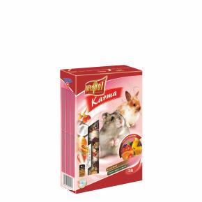 Vitapol - ovocie pre škrečky a králiky, 350g