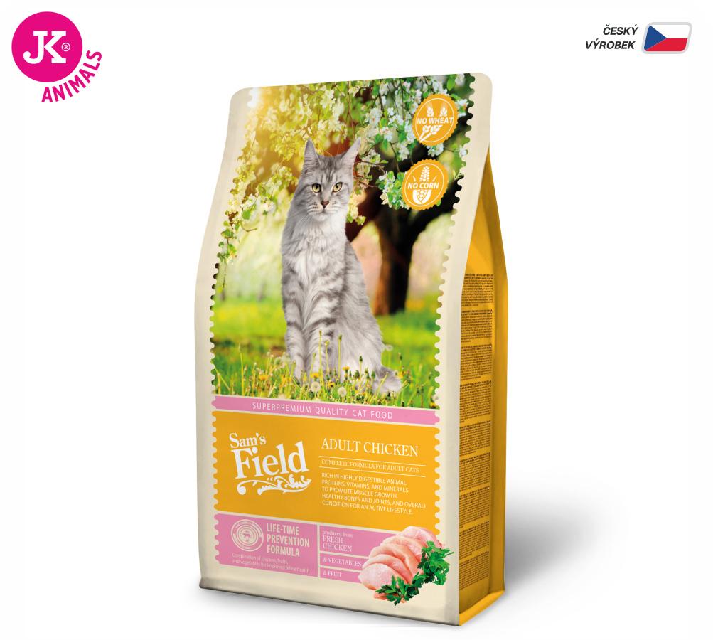 Sam 's Field Cat Adult Chicken | © copyright jk animals, všetky práva vyhradené