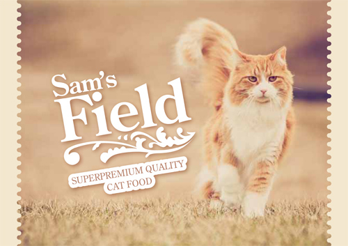 Sam's Field brožúra
