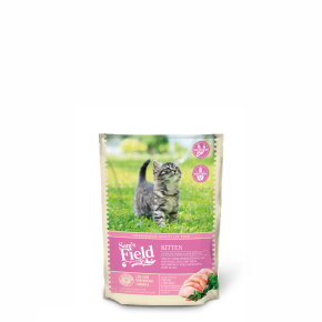 Sams Field Cat Kitten, superprémiové granule 400 g (Sam's Field)