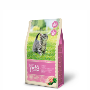 Sams Field Cat Kitten, superprémiové granule 2,5 kg (Sam's Field)