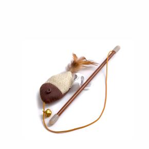 JK Ryba na prúte s catnipom (santou) 18 cm