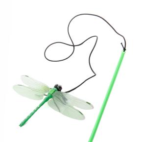 Vážka s rolničkou na prúte, hračka