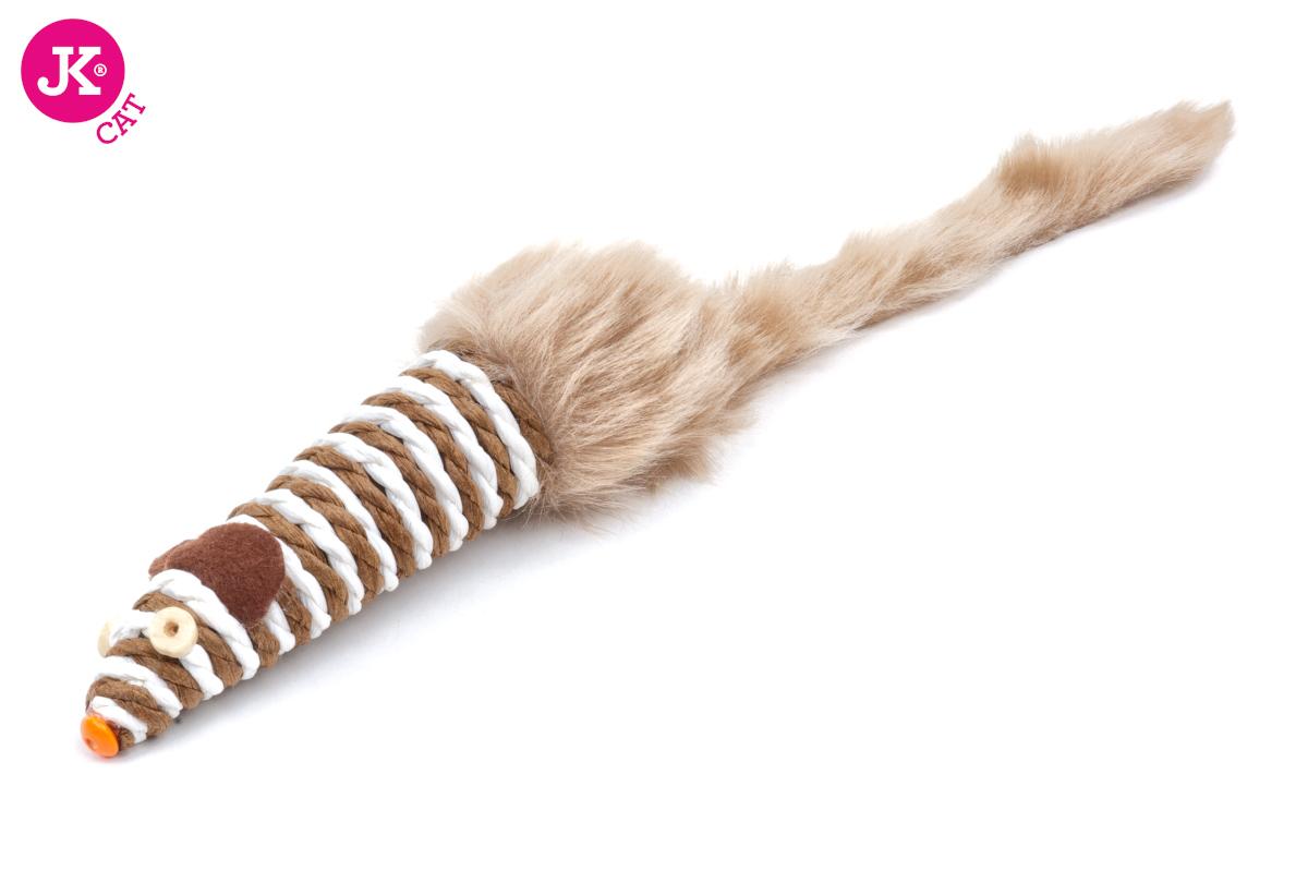 JK ANIMALS povrazová myš dlhá pruhovaná | © copyright jk animals, všetky práva vyhradené