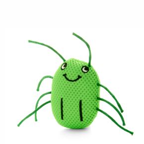 Zelená hračka hmyz