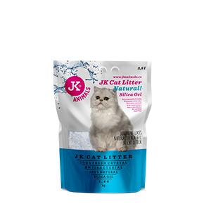 JK Litter Silica gel - natural 1,6kg/3,8 l