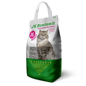JK Bentonit - Cat Litter, 5kg