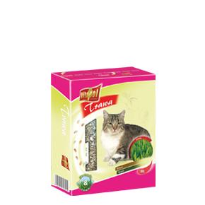 Vitapol - tráva pre mačky 100g