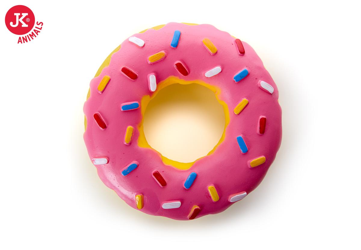 JK ANIMALS vinylová pískacia hračka Donut XL | © copyright jk animals, všetky práva vyhradené