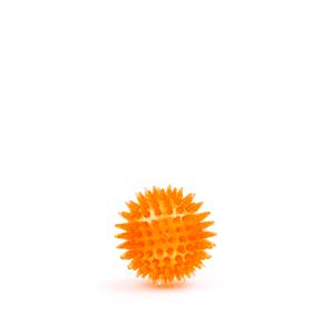 JK Lopta s pichliačmi - oranžový 6 cm