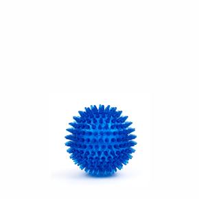 JK Lopta s pichliačmi - modrý 8 cm