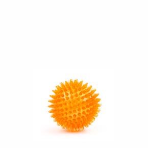 JK Lopta s pichliačmi - oranžový 8 cm