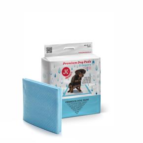 JK Premium Dog Pads 60×60cm, 2ks–plienky (podložky) pre psov a šteňatá
