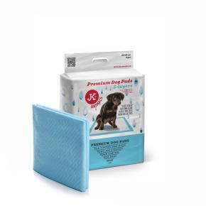 JK Premium Dog Pads 60×90cm, 2ks–plienky (podložky) pre psov a šteňatá