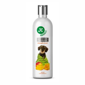 Šampón pre drsnú srsť, prémiový šampón pre psy