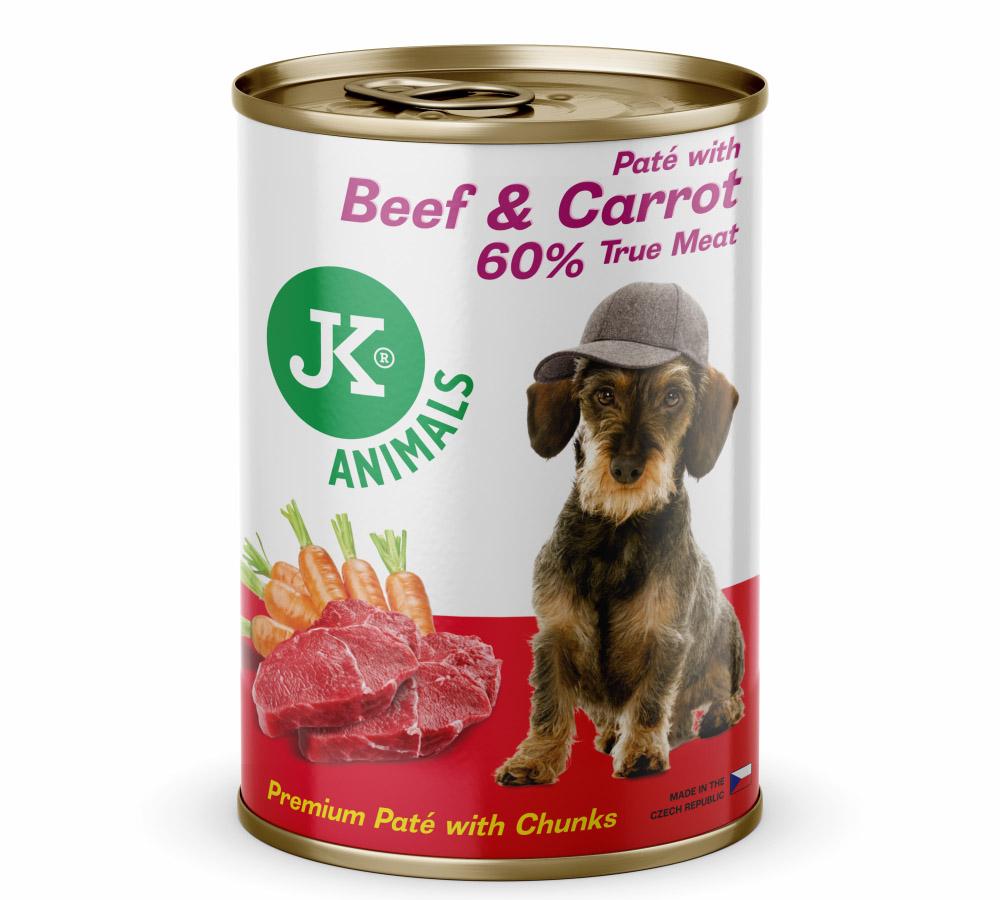 JK ANIMALS Mix konzerv 5+1 | © copyright jk animals, všetky práva vyhradené