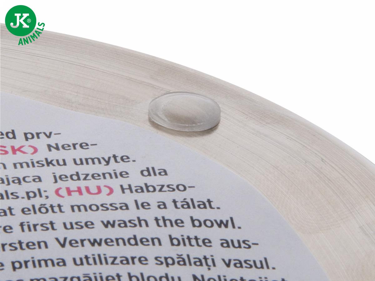 Nerezová miska proti hltaniu pre psa pr. 16 cm | © copyright jk animals, všetky práva vyhradené