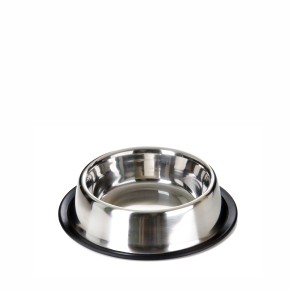 JK Nerezová protišmyková miska pre psa pr. 14 cm
