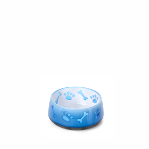 JK Miska pre psa malá modrá 10,5 cm