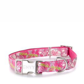 Envy - obojok Hula-Hula 25 mm, ružový