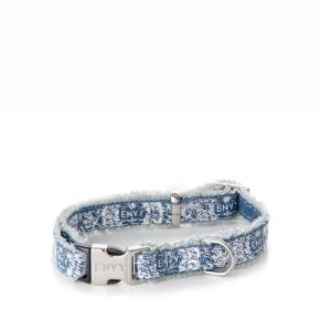 Envy - obojok Hippy 10 mm, modrý